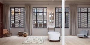 How to design a loft apartment?
