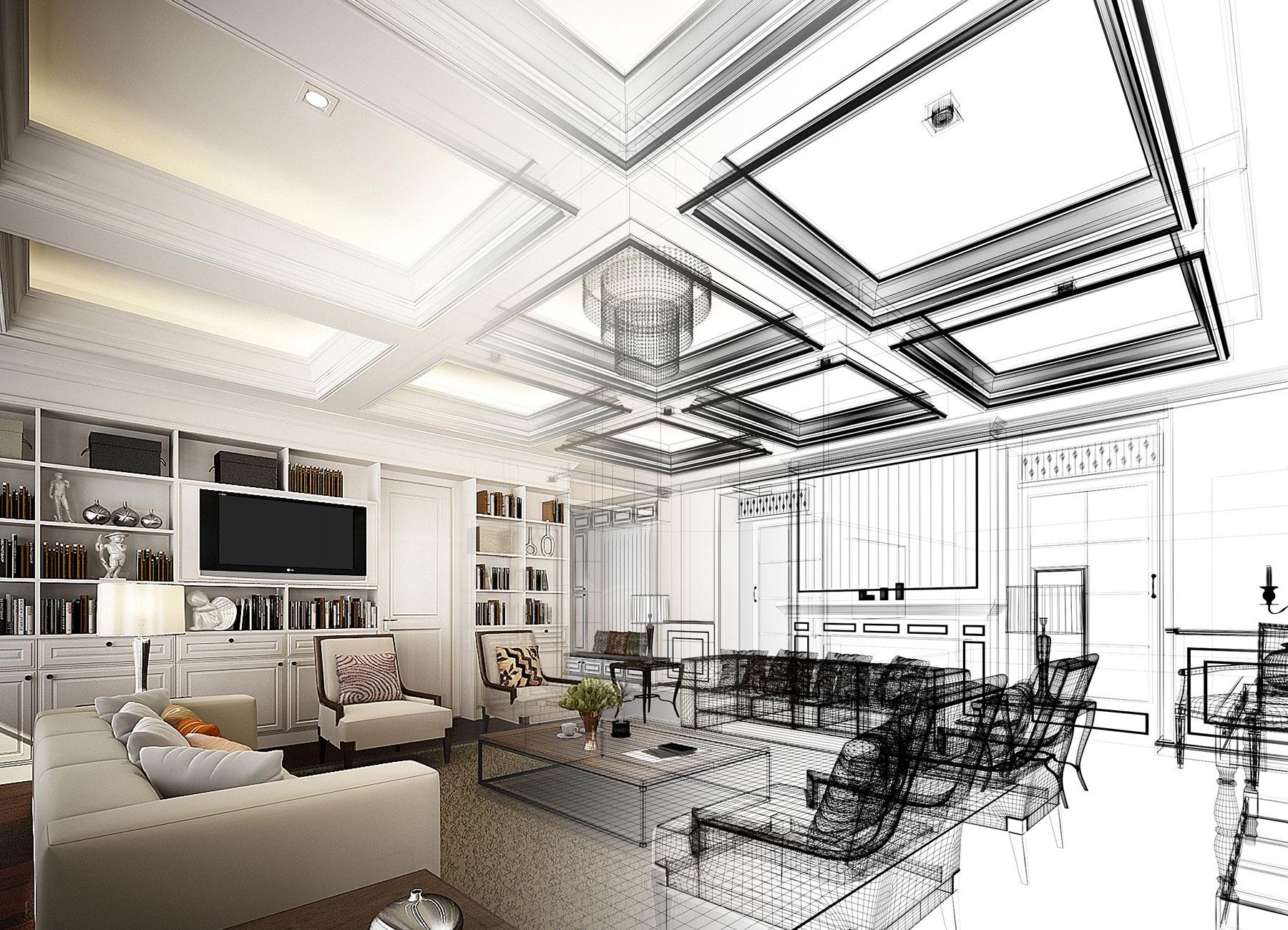 interior design process