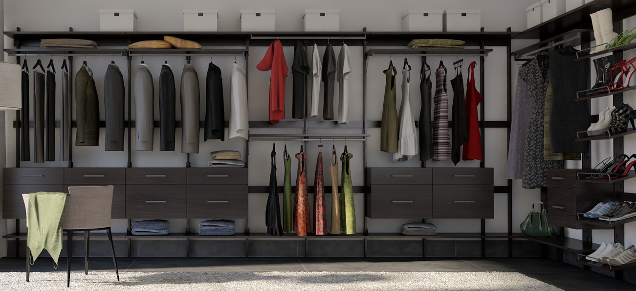 Smart Closet Ideas