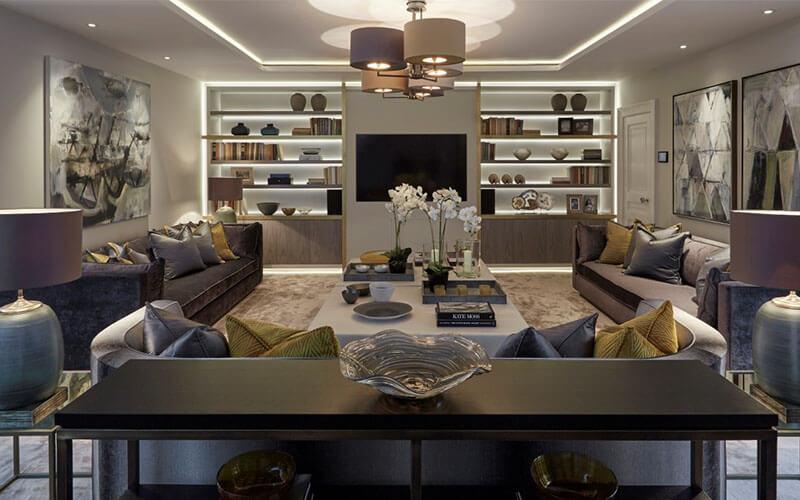 Contemporary Interior Style