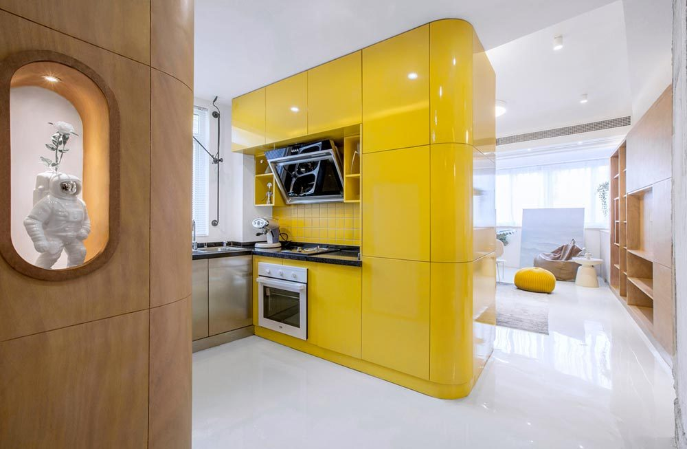 small space apartment design